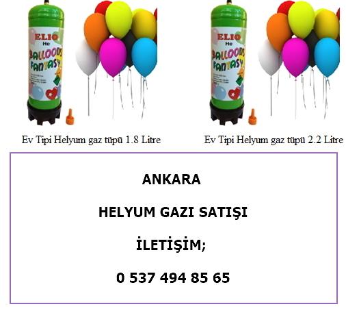 Ankara Helyum Gazi Satisi Ucan Balon Gazi Ankara Cadir Kiralama